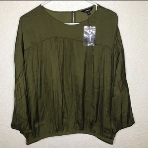 EXPRESS BLOUSE XL NWT